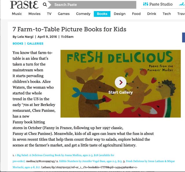 PasteKidFarmBooks